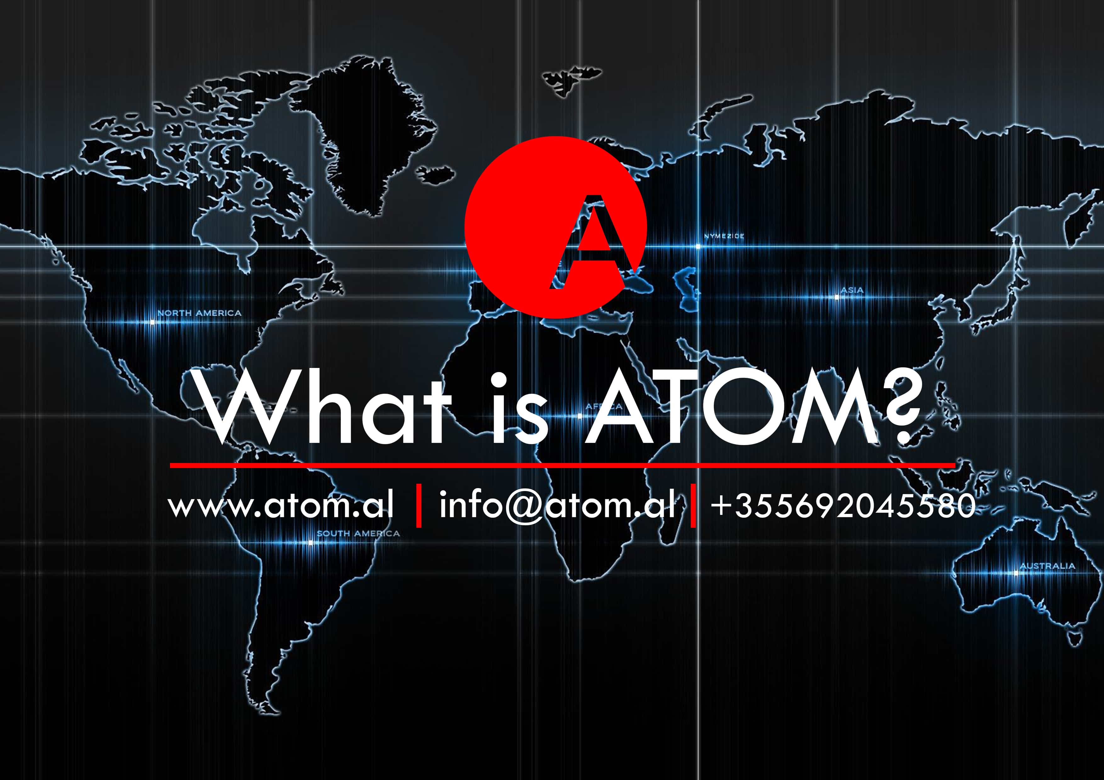 What is Atom Computers